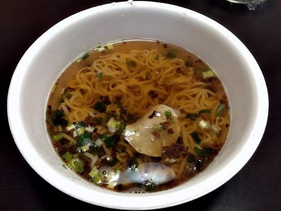 喜楽中華麺カップ
