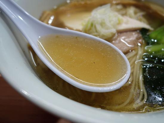 孤高の塩スープ