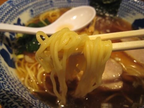 くじら軒ルミネエスト新宿店の麺は美味しい