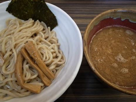縄麺男山(本郷三丁目)男山つけ麺