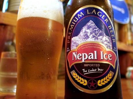 ネパールのビール・Nepal_Ice(ネパールアイス)
