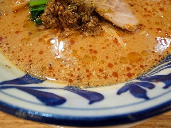 新御徒町大喜の担々麺