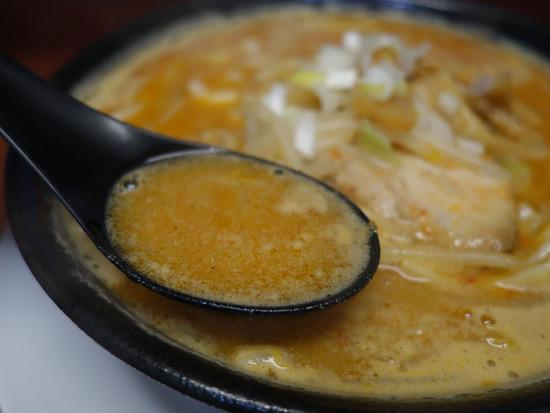萬馬軒のスープ