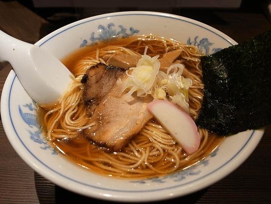 黒醤麺(あっさり)