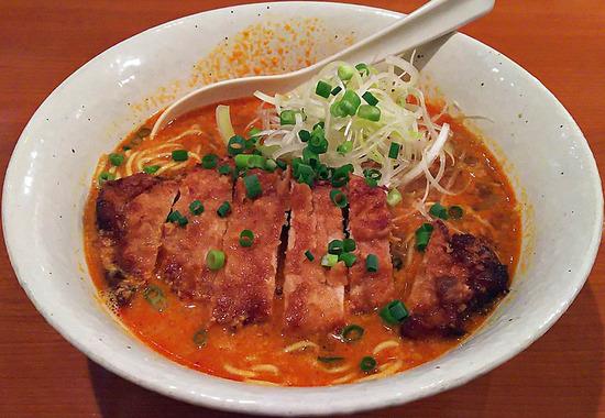 パイコー担々麺@陳麻家