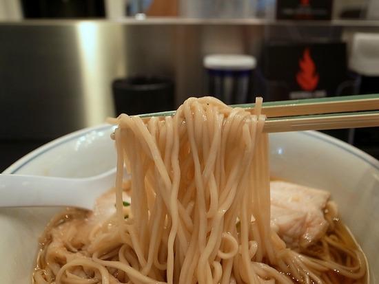 ロックンロールワンの麺