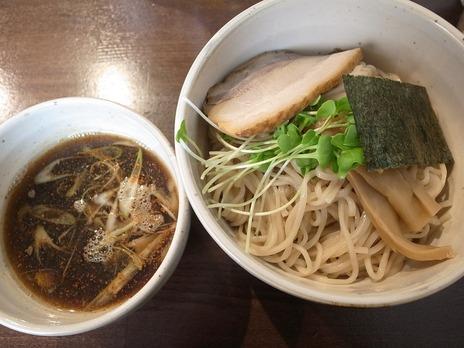 つけ麺中盛(笹塚の麺りあん)