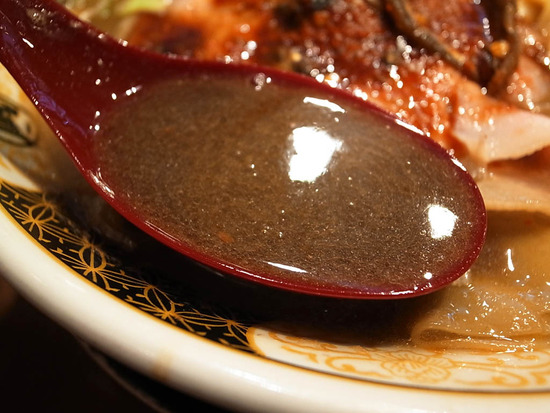 ニボニボスープ