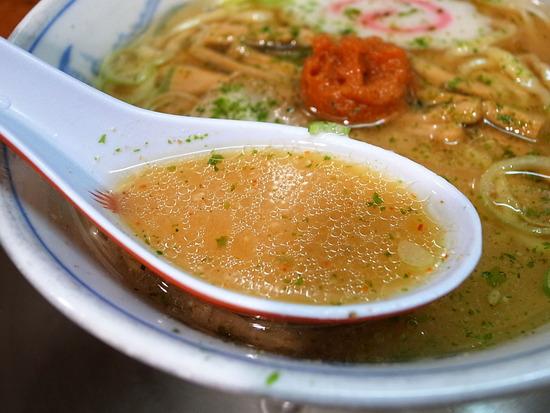 赤湯からみそスープ