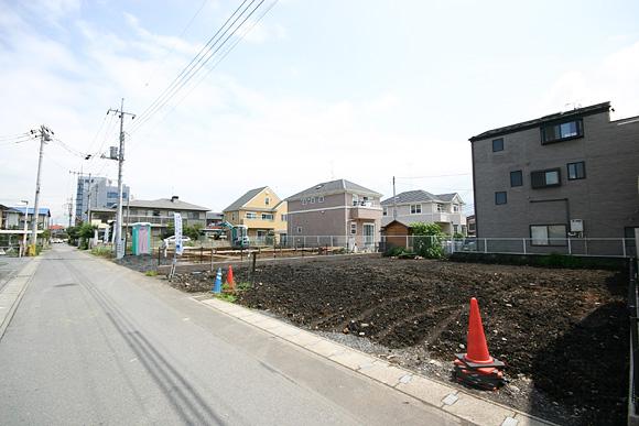 ネキストタウン下川俣 第二期分譲地01