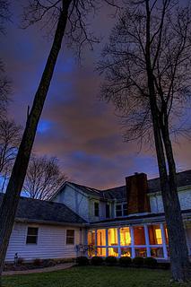 アメリカやヨーロッパの住宅照明01
