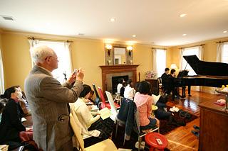 モデルハウスでピアノ発表会02