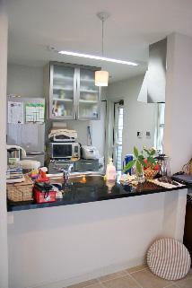 高野様のお宅・キッチン