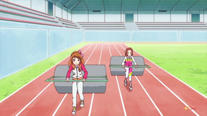 アイカツオンパレードwebアニメ最終回感想