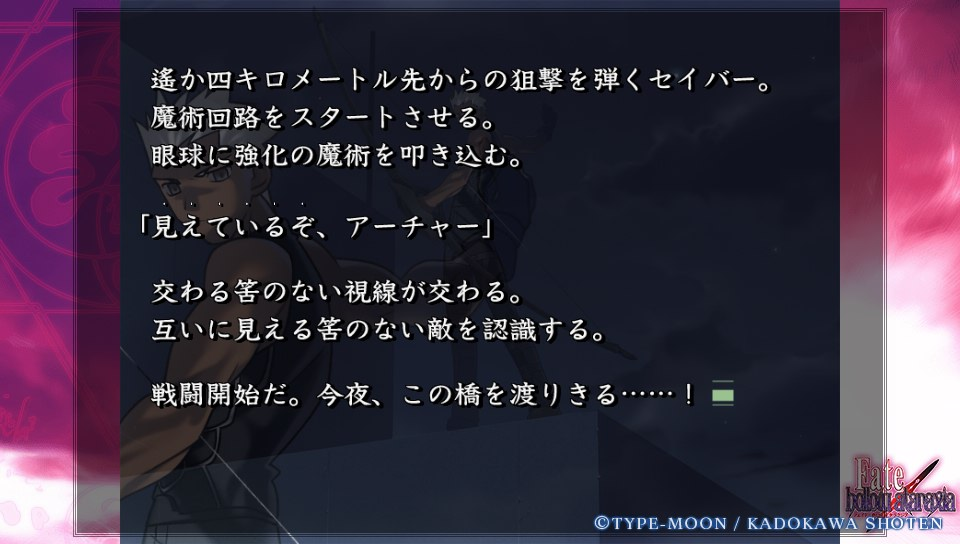 Fateホロウその3 (22)