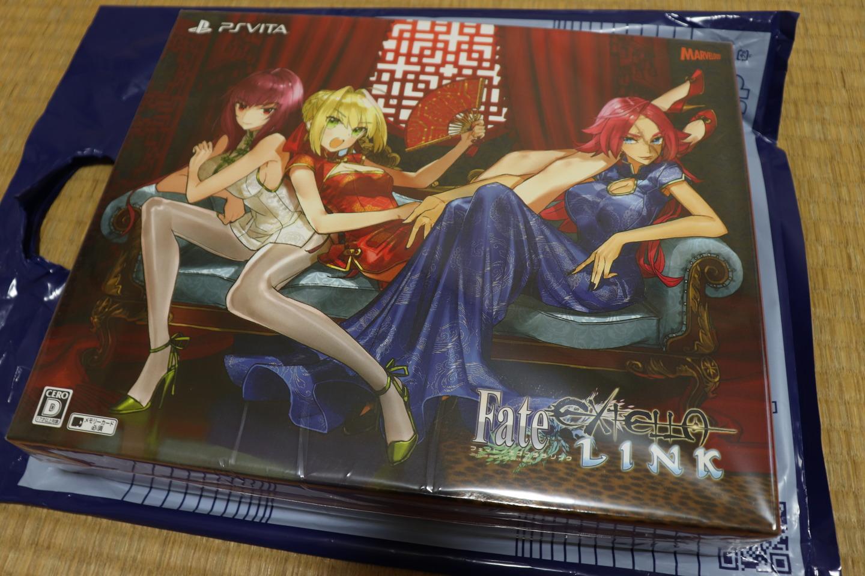 Fate EXTELLA LINKパッケージ