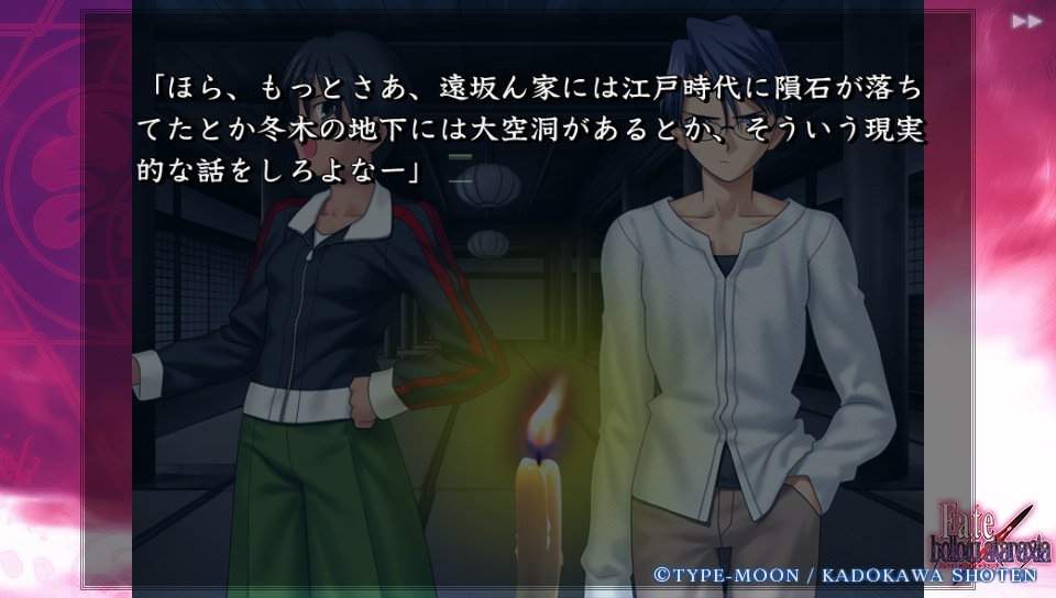 Fateホロウその1 (4)