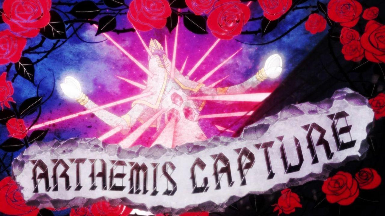 ARTHEMIS CAPTURE