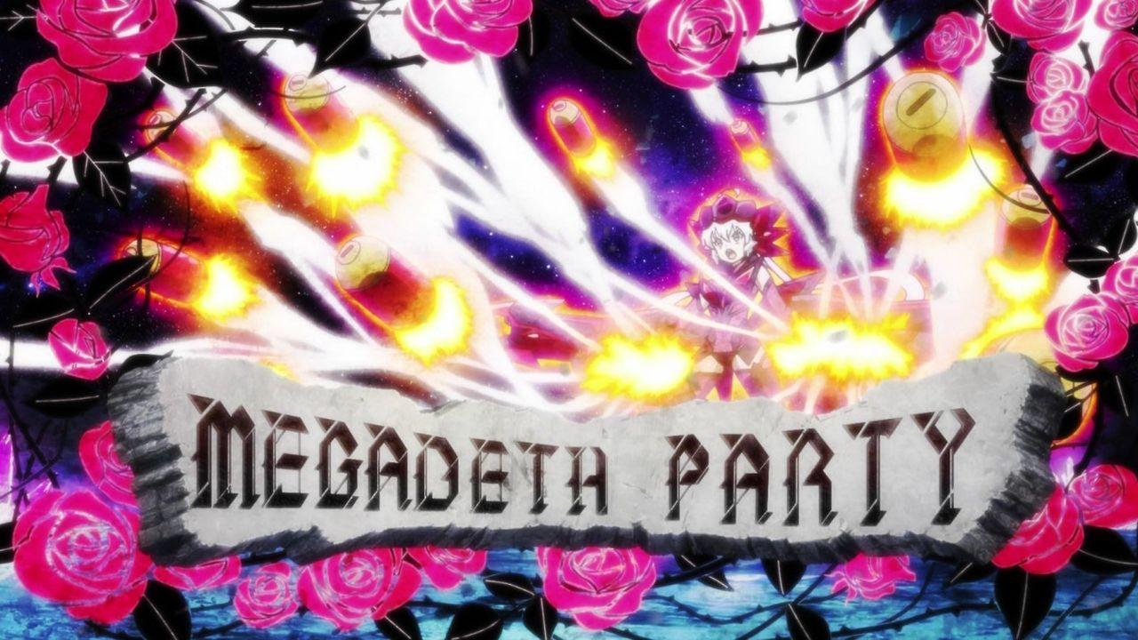 MEGADETH PARTY