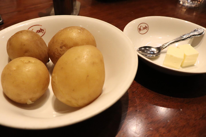 ボンディのジャガイモ
