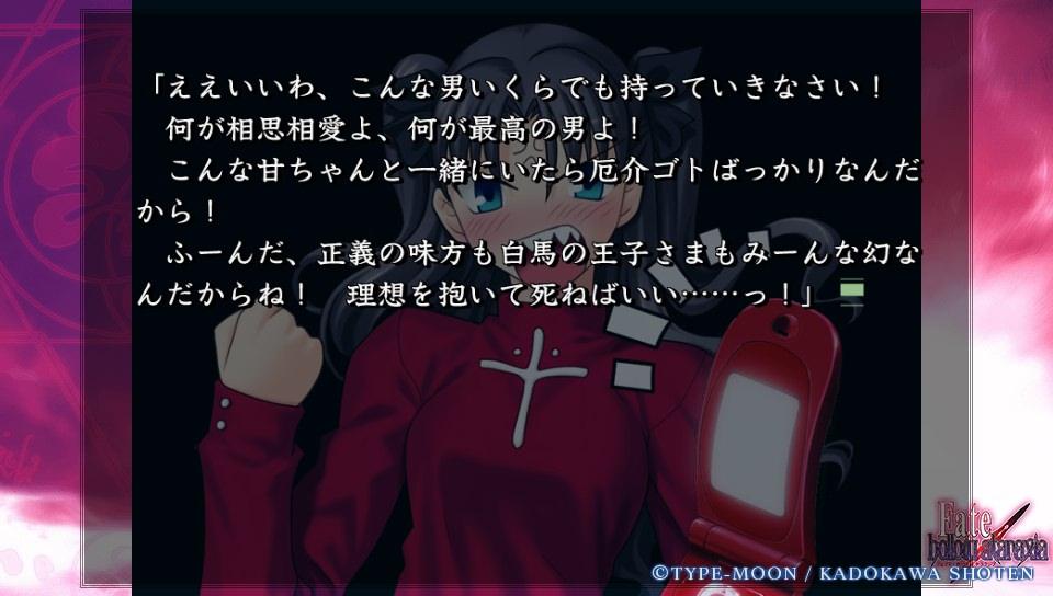 Fateホロウその6 (23)