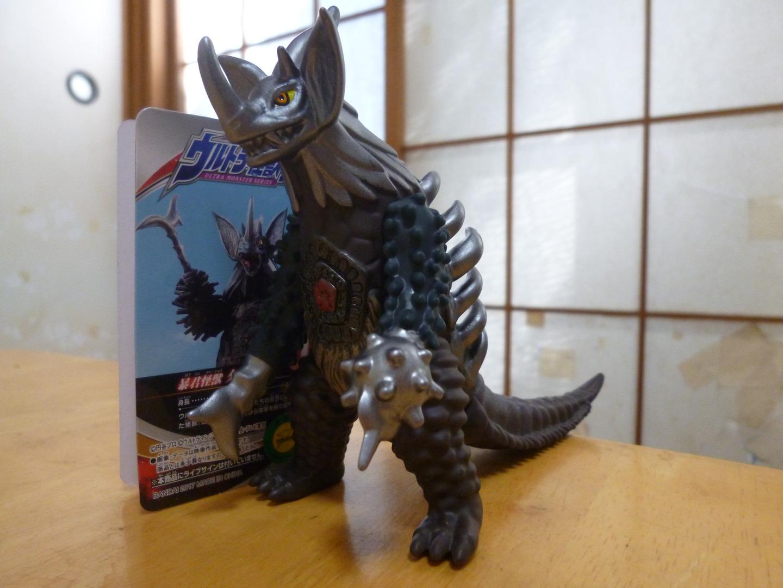 タイラントのソフビ(tyrant toy)