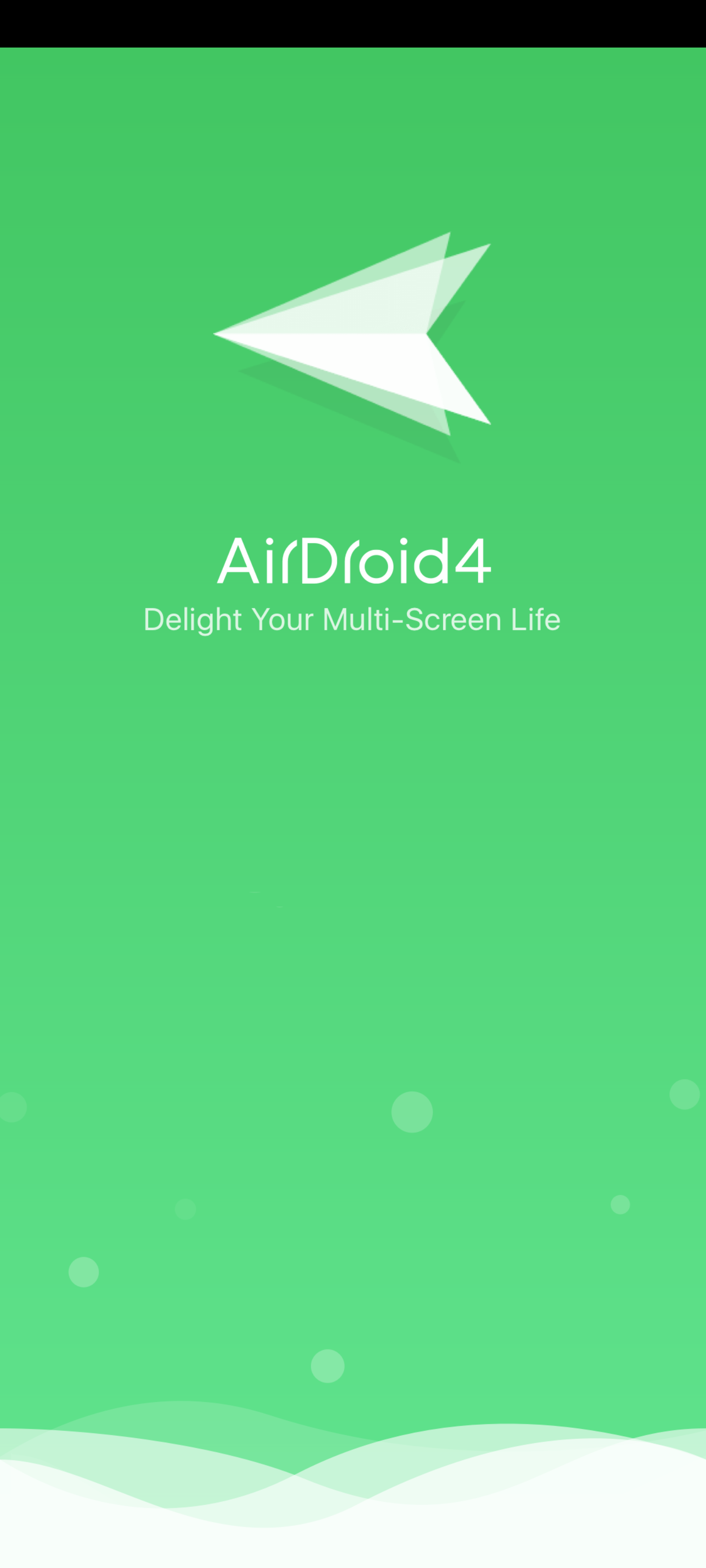 AirDroid画面