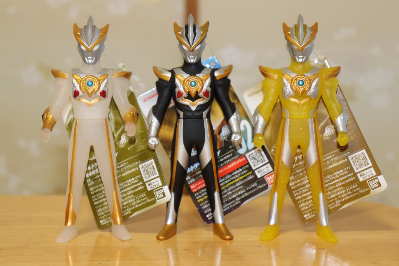 ウルトラマンルーブ劇場限定ソフビ(Ultraman Ruebe special toy)