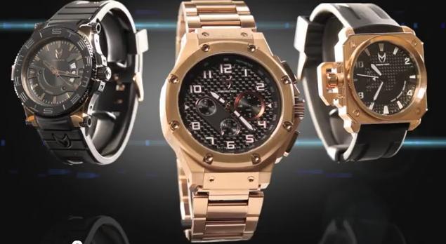 d0c8e8444f マイスター 腕時計 - アメリカブランド 「MSTR ウォッチ」 CM動画 パート2