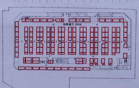 ホームズ寝屋川 駐車場の変更-3