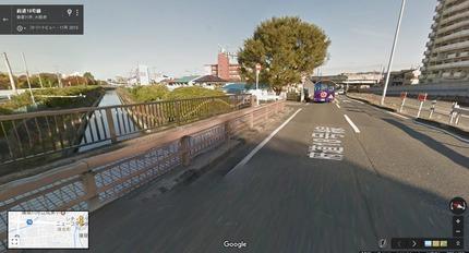 寝屋川新橋 ストリートビュー