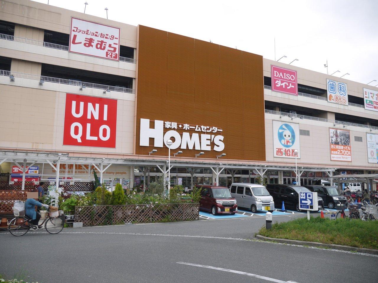 大型 店 ユニクロ