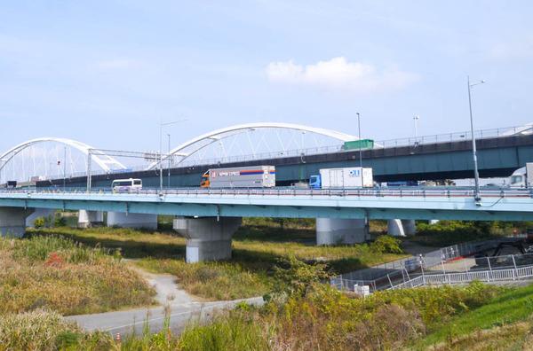 阪神高速 通行止め 2020年11月-7