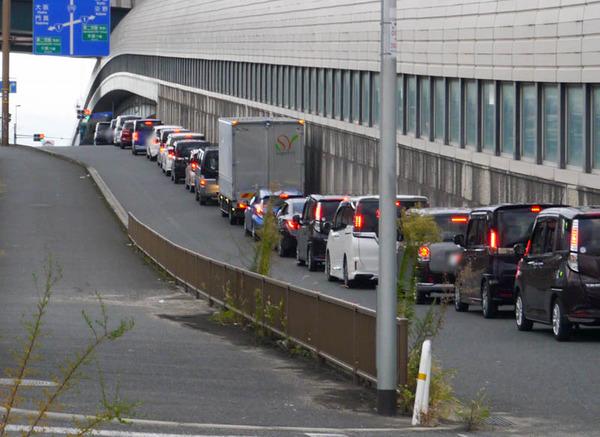 外環 四條畷 渋滞2020年10月-2