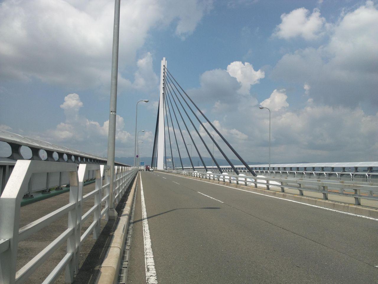 寝屋川新聞:美しい斜張橋の ...