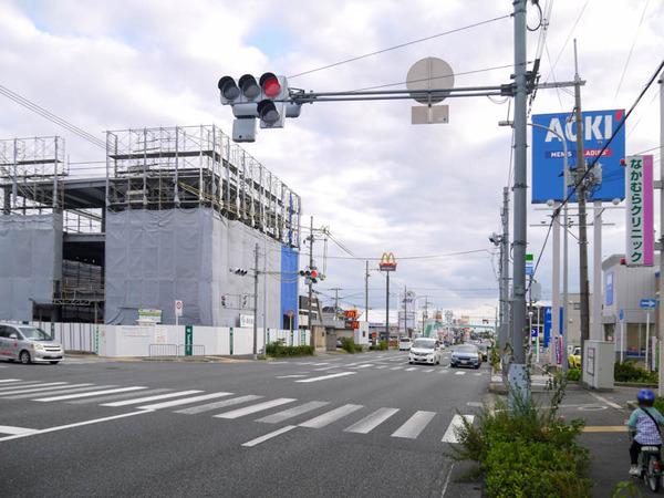 大阪厚生信用組合 四条畷支店 鉄骨-2