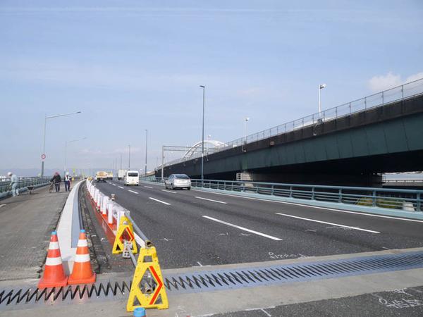 阪神高速 通行止め 2020年11月-6