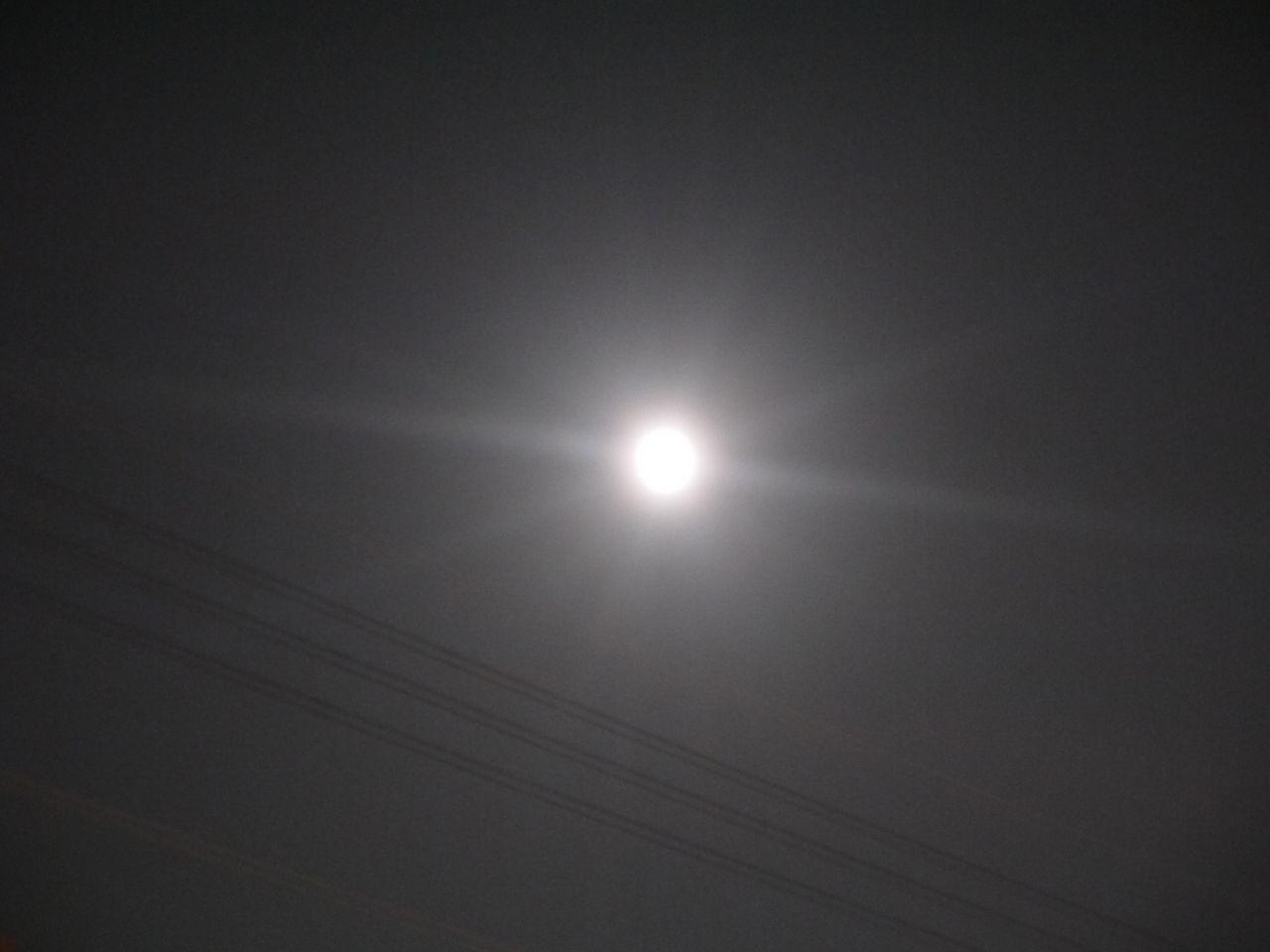 です 今日 は か 満月