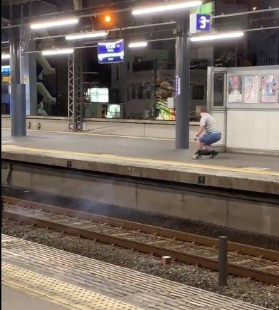 爆竹 守口市駅
