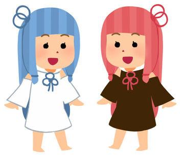 平愛梨と平祐奈の双子コーデ2ショットが仲良しかわいい