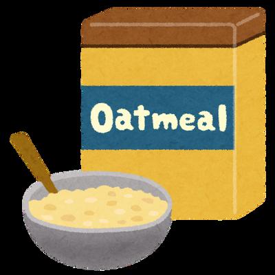 「白米」の代わりに「オートミール」を食べるだけでミルミル痩せていって草