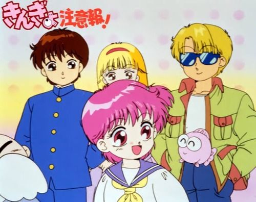 【画像】1990年代のなかよし原作アニメが強すぎるwwwwwwwwwwww
