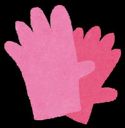 ゴム手袋「ワイは素手より清潔ですよ」←wwwwww