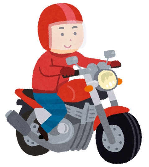 【悲報】ワイ達、バイクをコインパーキングに停めた結果wwwww