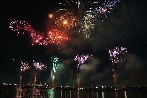 【驚愕】中国メディア、日本の花火大会に驚く→ その理由wwwwwwww