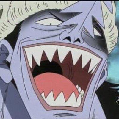 【ONEPIECE -ワンピース-】魚人アーロンさん、黒足のサンジを水かけ遊びで圧倒してしまうwwwwww