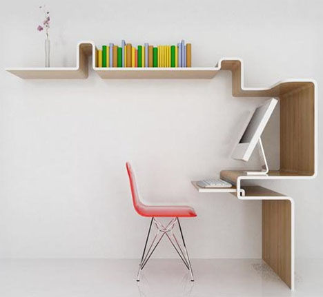 Small-Home-Office-Furniture-Bookcase
