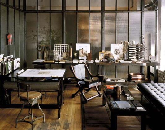 Roomest for Decoracion oficinas vintage