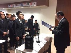 2017.03.10 2016年度卒業式