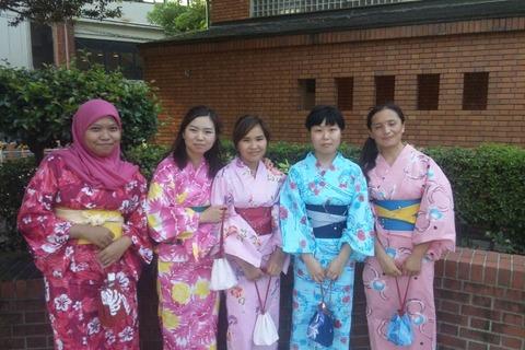 鶴舞公園夏祭り